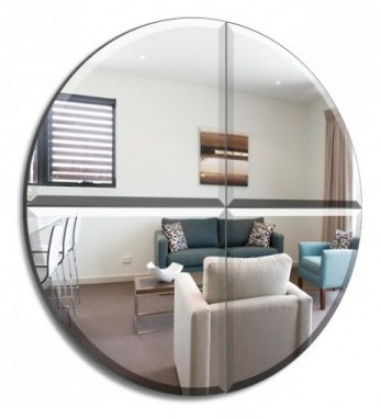 Зеркальная плитка Dubiel vitrum УТ000000868 черная плитка для ванной купить
