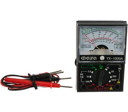 Мультиметр ФАZА YX-1000A автомобильный