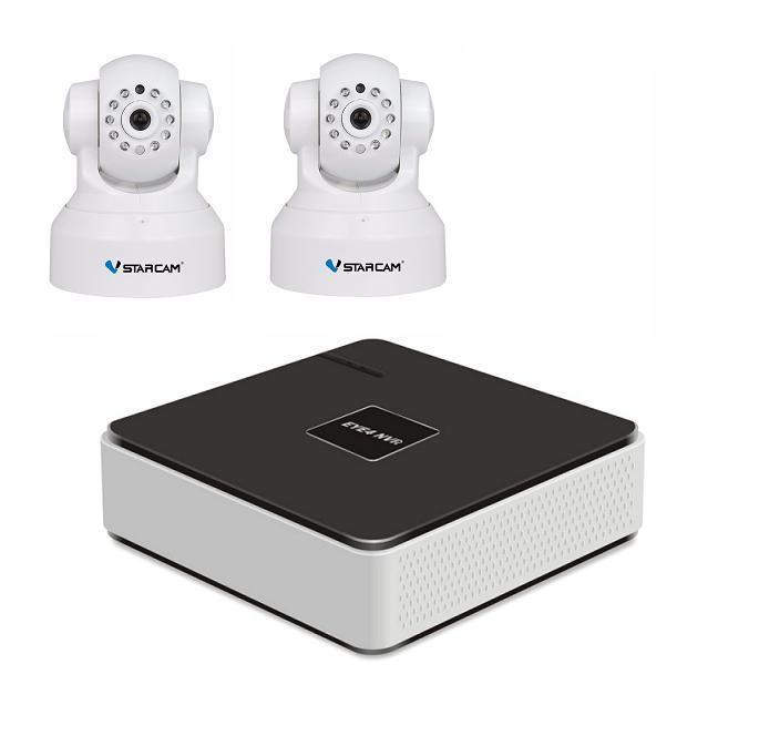 Комплект видеонаблюдения Vstarcam Nvr c37 kit