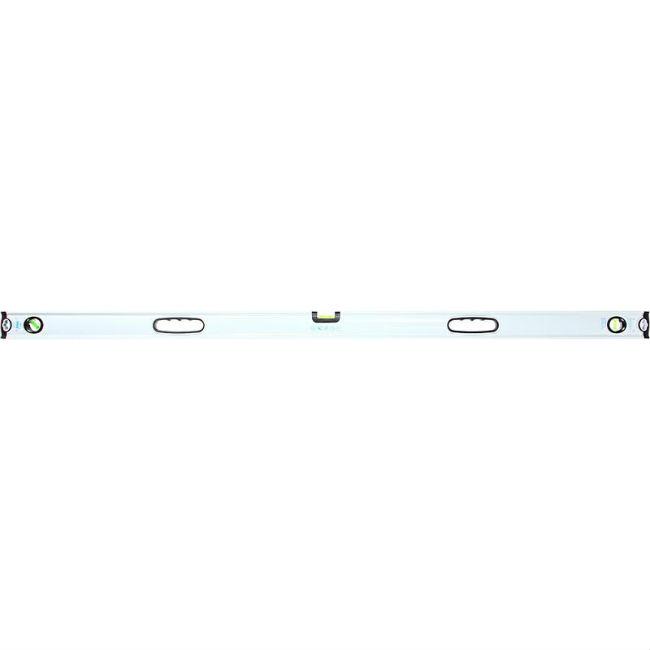 Уровень КОБАЛЬТ 243-318 строительный уровень кобальт 600 мм с резиновой вставкой 243 363