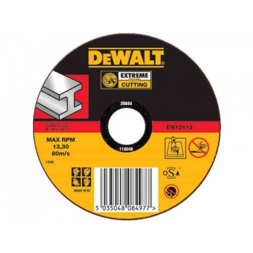 Круг отрезной Dewalt 115х1.6х22 dt42200xj dewalt d25324k preis