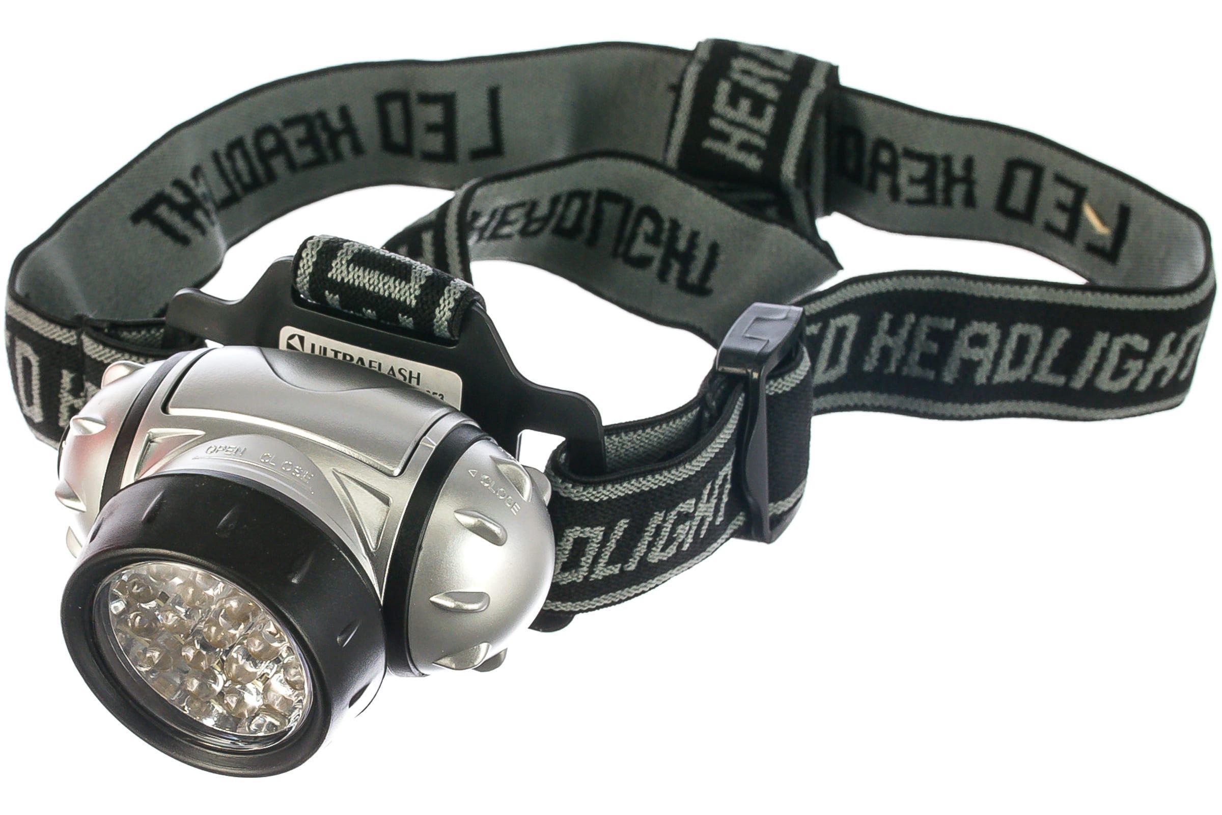 Фонарь Ultraflash Led5353 фонарь налобный яркий луч lh 030 черный