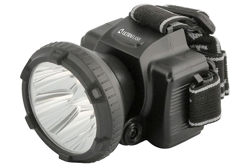 Фонарь Ultraflash Led5365 фонарь налобный яркий луч lh 030 черный