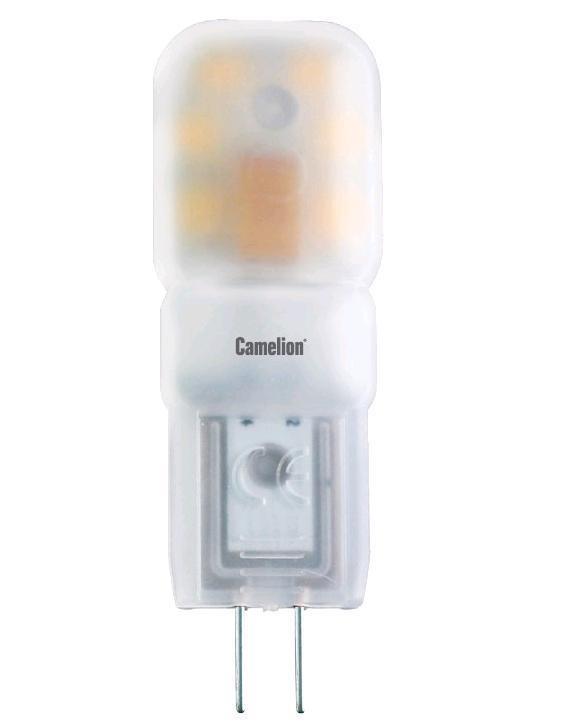 Лампа светодиодная Camelion Led2.5-jd-sl/845/g4 лампа светодиодная camelion led2 5 jd sl 830 g4