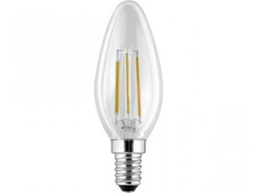 Лампа светодиодная Camelion Led4-c35-fl/830/e14