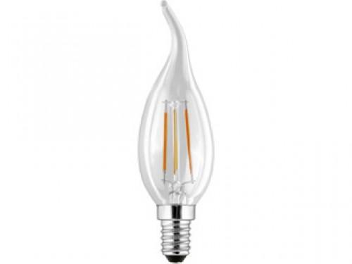 Лампа светодиодная Camelion Led4-cw35-fl/830/e14 лампа светодиодная camelion led5 cw35 830 e14
