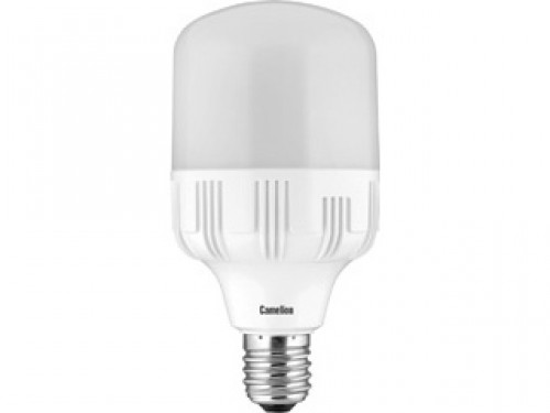 Лампа светодиодная Camelion Led45-hw/845/e40 лампа светодиодная camelion led40 hw 845 e27