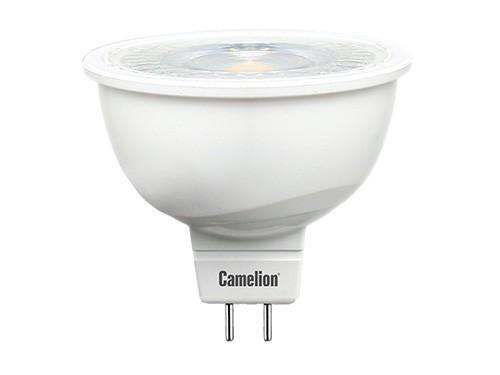 Лампа светодиодная Camelion Led6-jcdr/845/gu5.3 лампа светодиодная camelion led6 jcdr 845 gu5 3