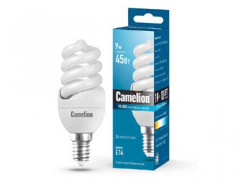Лампа энергосберегающая Camelion Lh9-fs-t2-m/864/e14