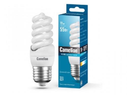 Лампа энергосберегающая Camelion Lh11-fs-t2-m/864/e27 энергосберегающая лампа 11вт camelion lh11 fs t2 m 842 e27 10583
