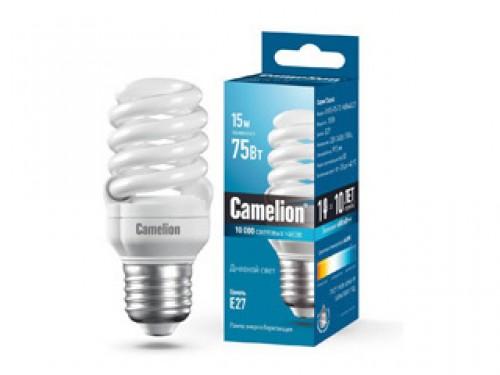 Лампа энергосберегающая Camelion Lh15-fs-t2-m/864/e27 энергосберегающая лампа 11вт camelion lh11 fs t2 m 842 e27 10583