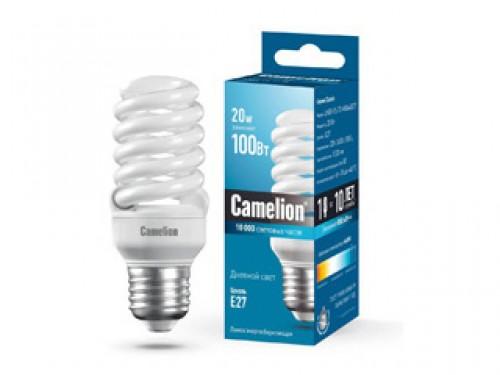 Лампа энергосберегающая Camelion Lh20-fs-t2-m/864/e27 энергосберегающая лампа 11вт camelion lh11 fs t2 m 842 e27 10583