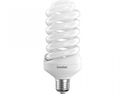 Лампа энергосберегающая Camelion Lh45-fs/864/e27 лампа энергосберегающая camelion lh35 fs 864 e27