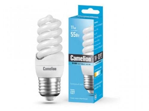 Лампа энергосберегающая Camelion Lh11-fs-t2-m/842/e27 энергосберегающая лампа 11вт camelion lh11 fs t2 m 842 e27 10583