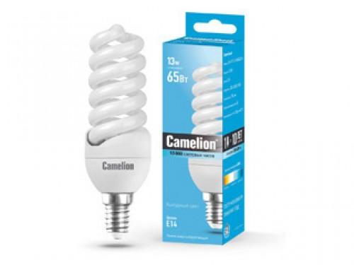 Лампа энергосберегающая Camelion Lh13-fs-t2-m/842/e14