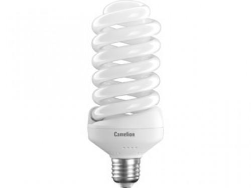 Лампа энергосберегающая Camelion Lh45-fs/842/e27 лампочка camelion нейтральный свет 13 вт люминесцентная энергосберегающая