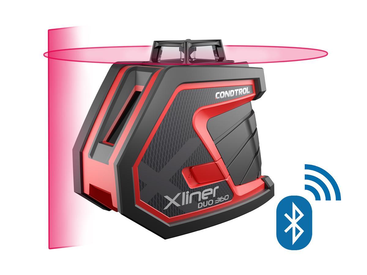 Уровень Condtrol Xliner duo 360