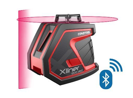 Уровень лазерный CONDTROL Xliner Duo 360