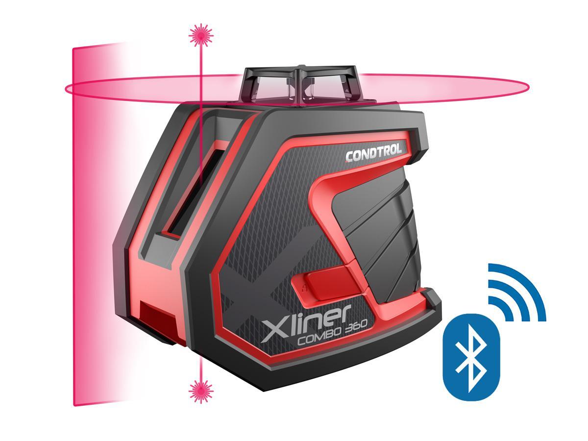 Уровень Condtrol Xliner combo 360
