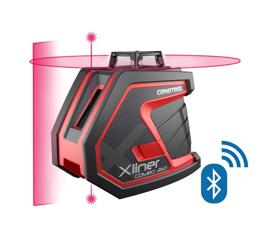 Уровень лазерный CONDTROL Xliner Combo 360