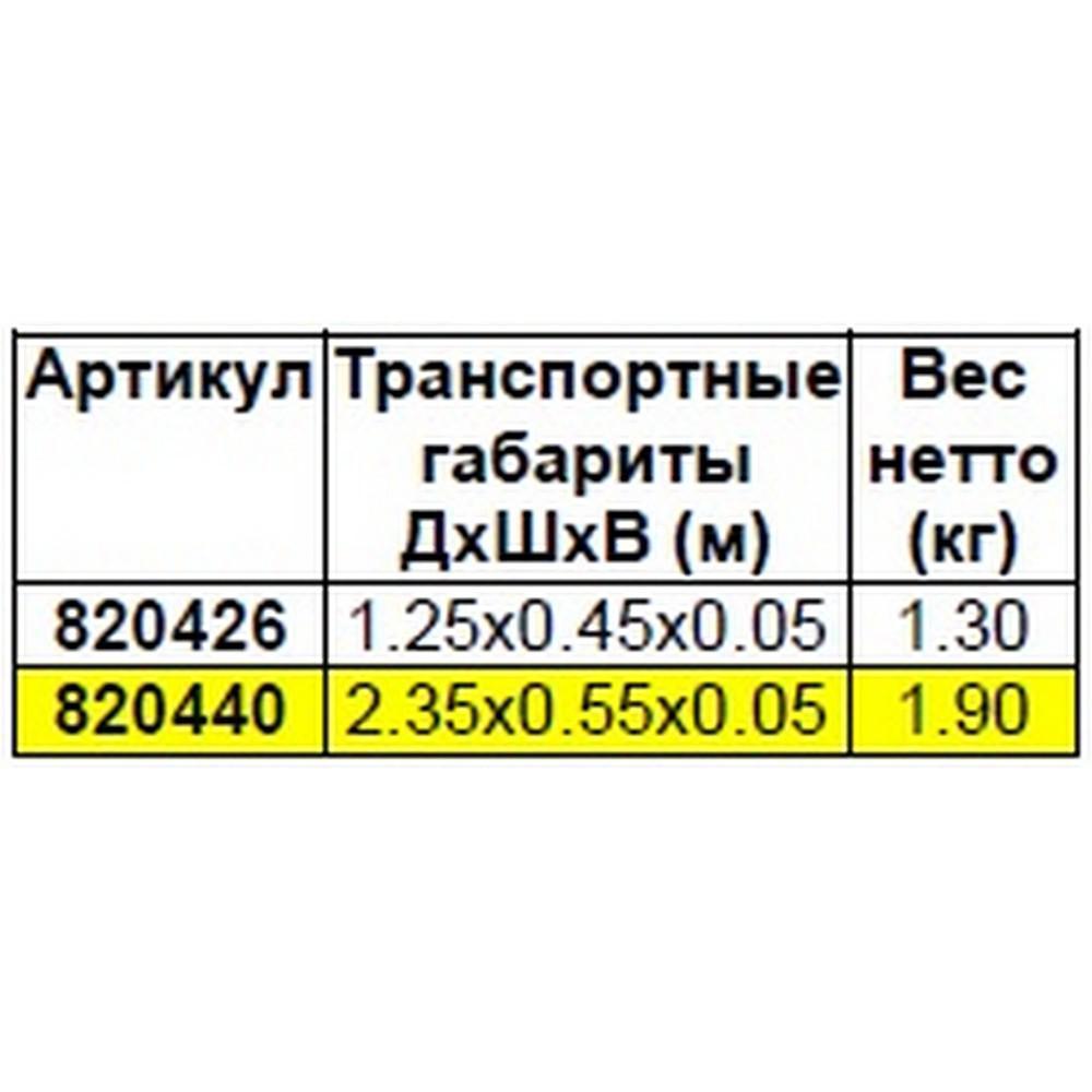 Поручень Krause 820440