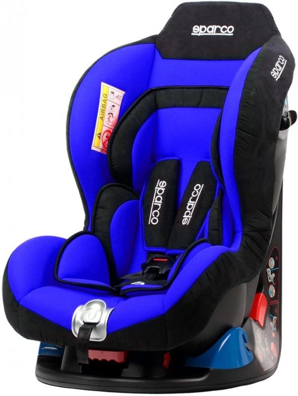 Кресло детское автомобильное Sparco F5000k