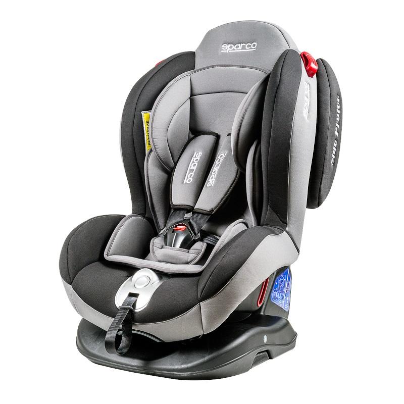 Кресло детское автомобильное Sparco F2000k