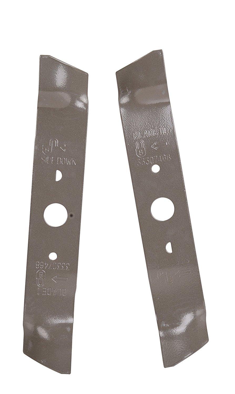 Нож Greenworks 29207 сменный нож greenworks 40 см