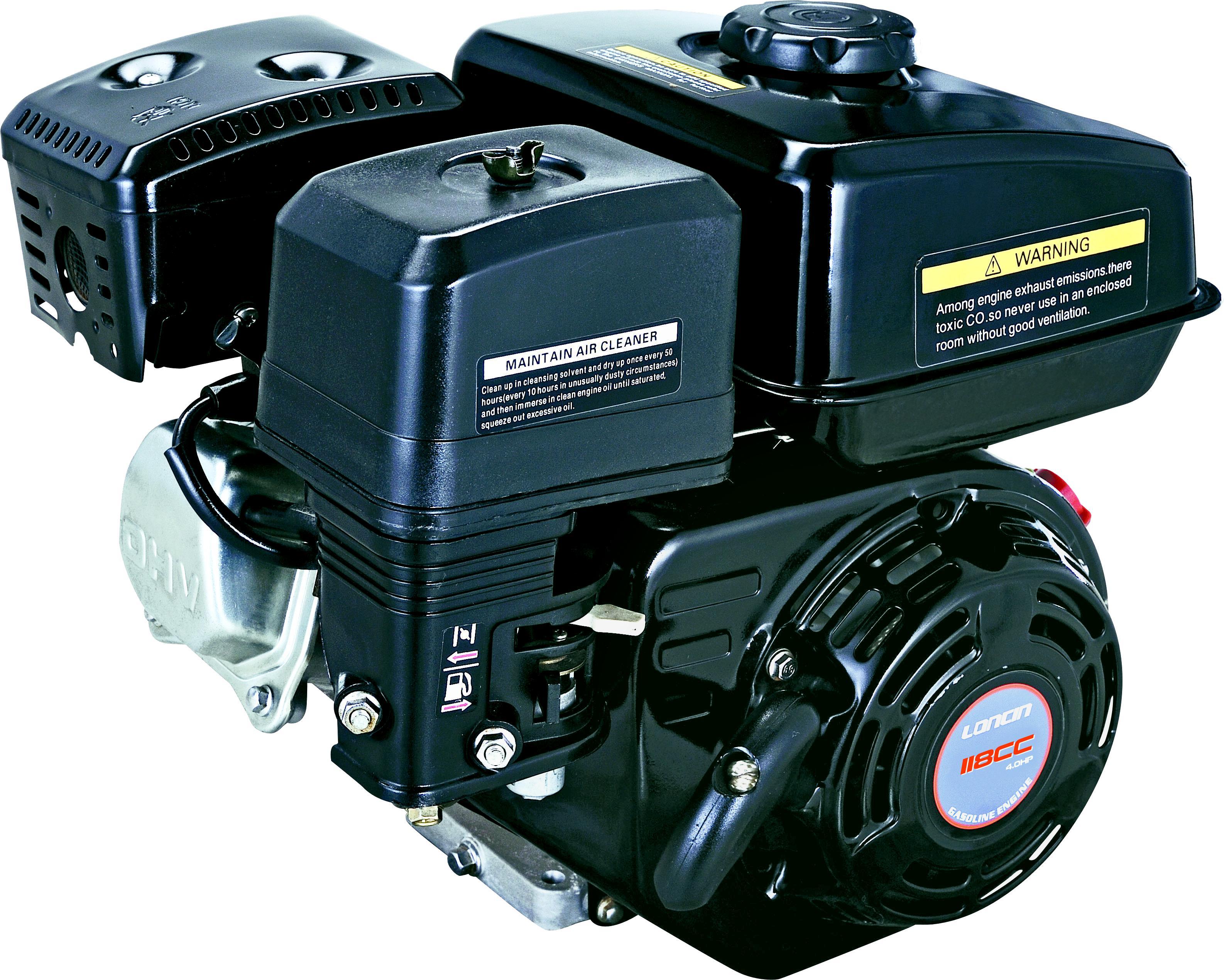 Двигатель Loncin G120f (a тип)