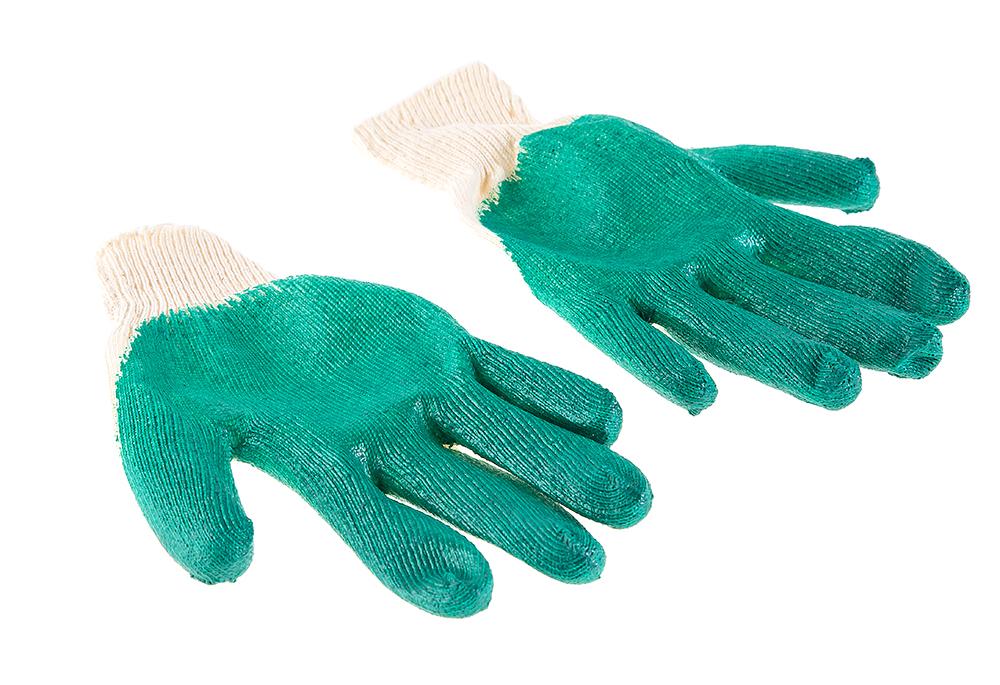 Перчатки обливные Hammer 230-023 б у станки делать х б перчатки