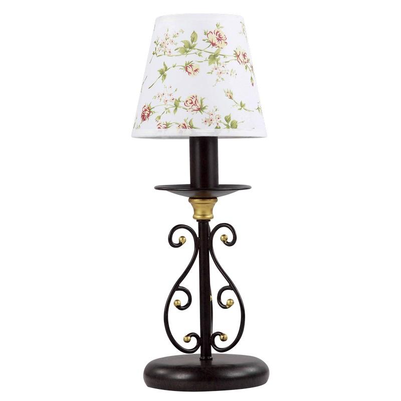 Лампа настольная Coloseo 80953/1t настольная лампа colosseo teodora 80953 1t
