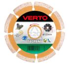 Круг алмазный VERTO 61H3S5