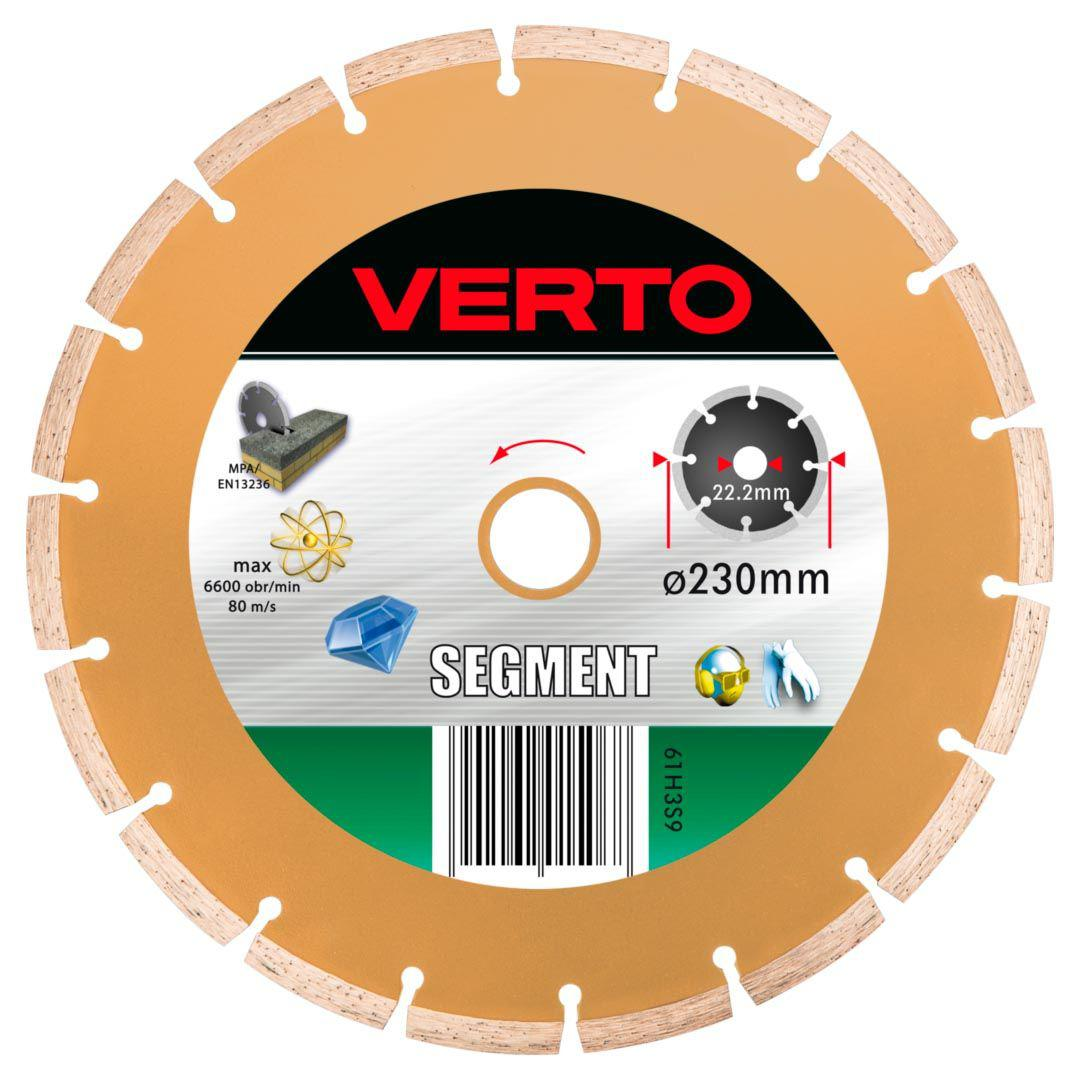 Круг алмазный Verto 61h3s9