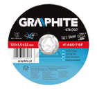 Круг отрезной GRAPHITE 57H713