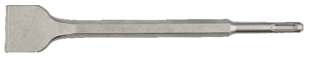 зубило graphite 57h563 лопатчатое широкое sds max 18x50x400мм Зубило Graphite 57h558