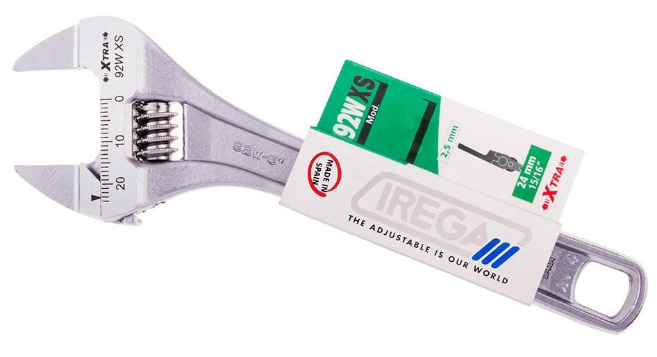 Ключ разводной Irega 92wxs 6 (0 - 24 мм) цена