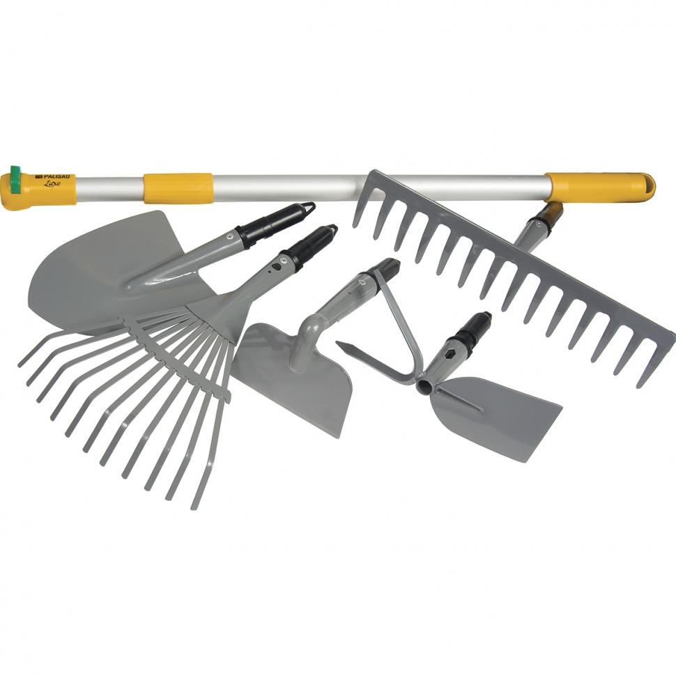 Набор инструментов Palisad luxe 63033 пистолет для полива palisad luxe 65163