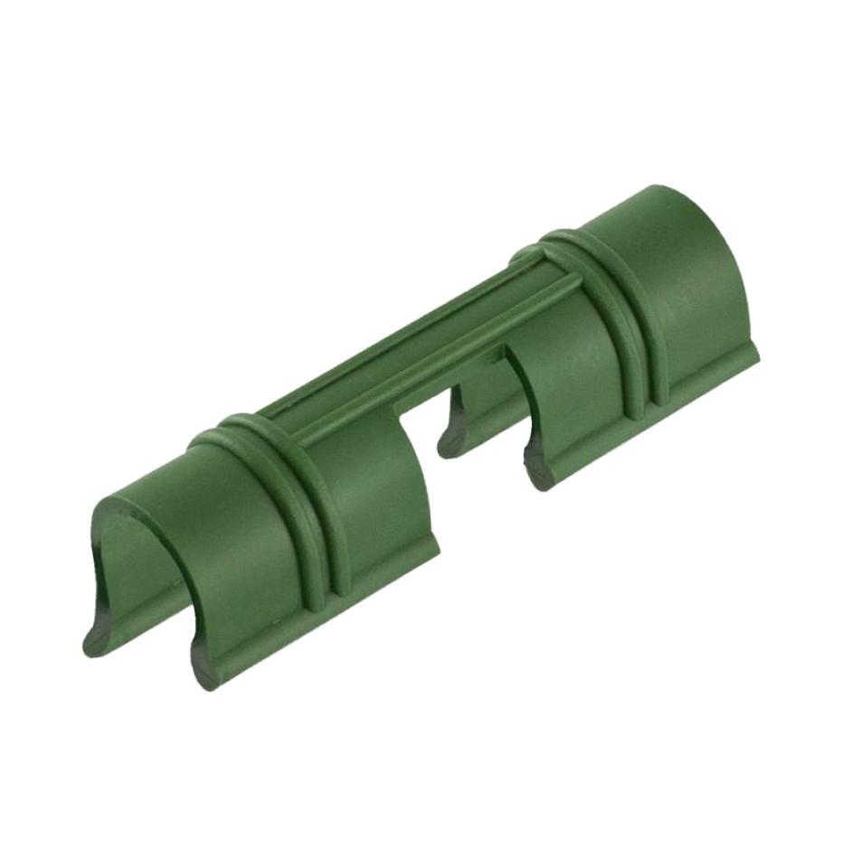 Зажим Palisad 64429 зажим для крепления пленки к каркасу парника garden show диаметр 20 мм 10 шт