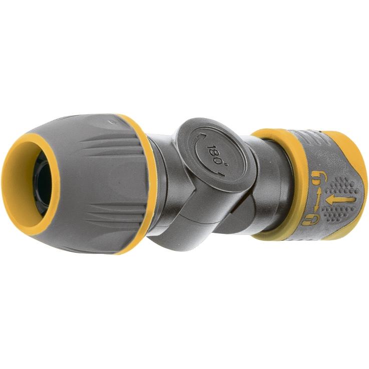 Соединитель Palisad luxe 66249 коннектор универсальный palisad luxe 66245