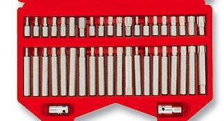 Набор бит Stels 11318 feron лепнина 11318