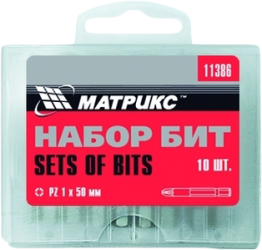 Набор бит Matrix 11386 набор бит matrix 11785