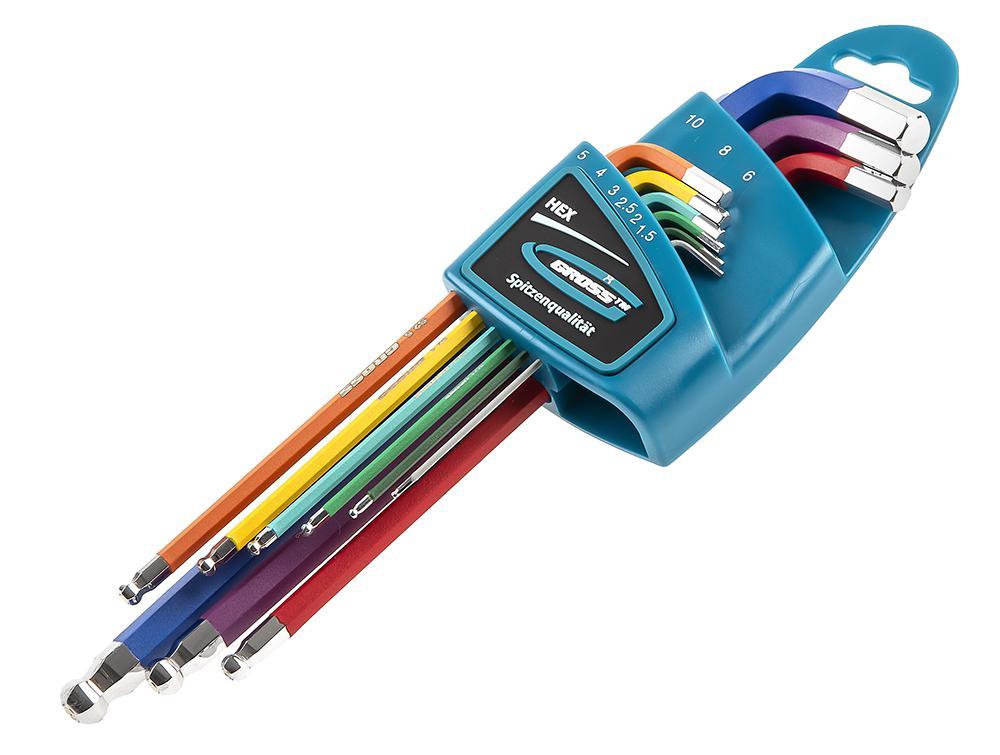 Набор ключей Gross 16400 степлер мебельный gross 41001