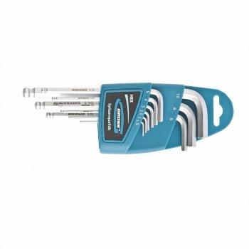 Набор ключей Gross 16403 степлер мебельный gross 41001