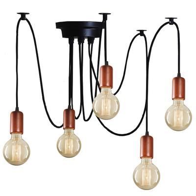 Светильник настенно-потолочный АВРОРА 10162-5l цены онлайн