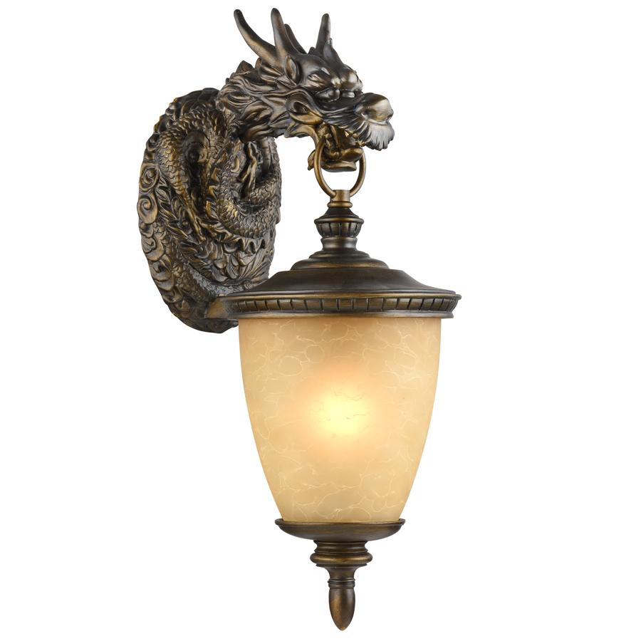Светильник уличный Favourite 1716-1w favourite уличный настенный светильник favourite dragon 1716 1w