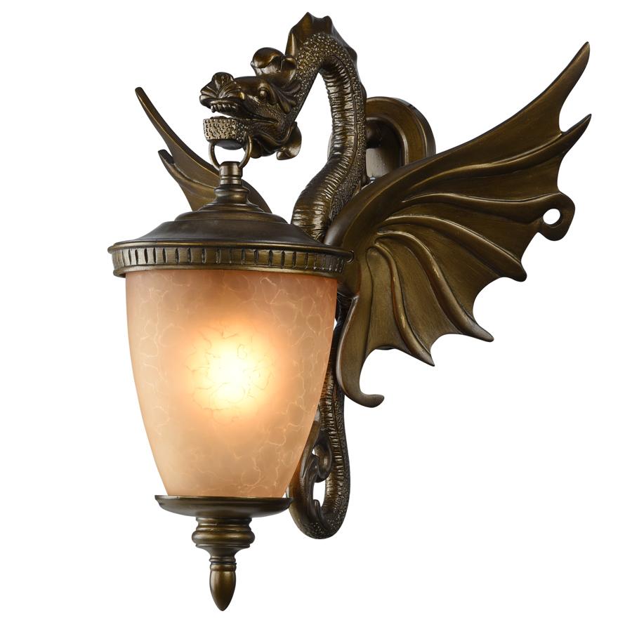Светильник уличный Favourite 1717-1w favourite настенный уличный светильник favourite collare 2000 1w