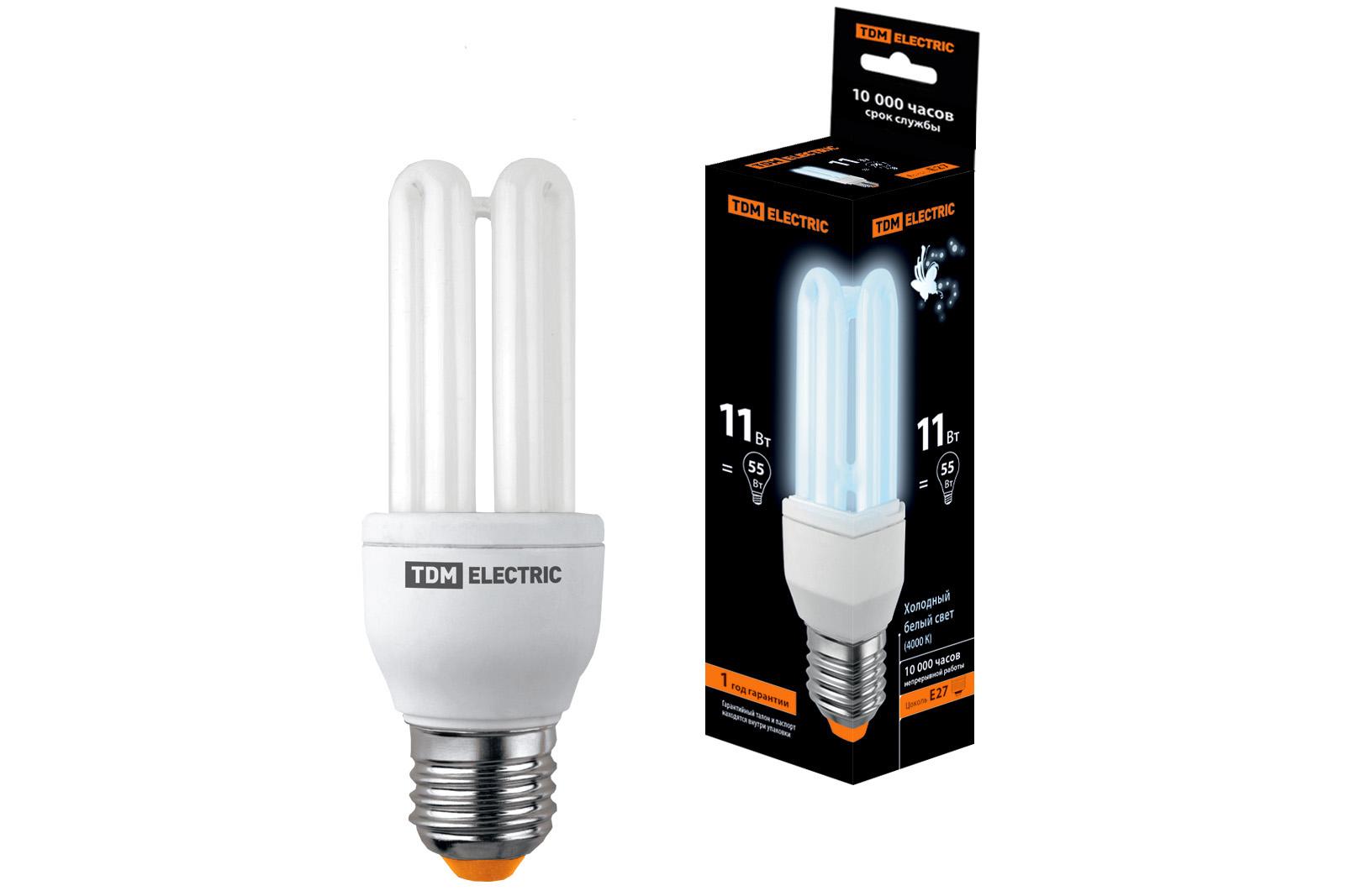 Лампа энергосберегающая Tdm Sq0323-0041