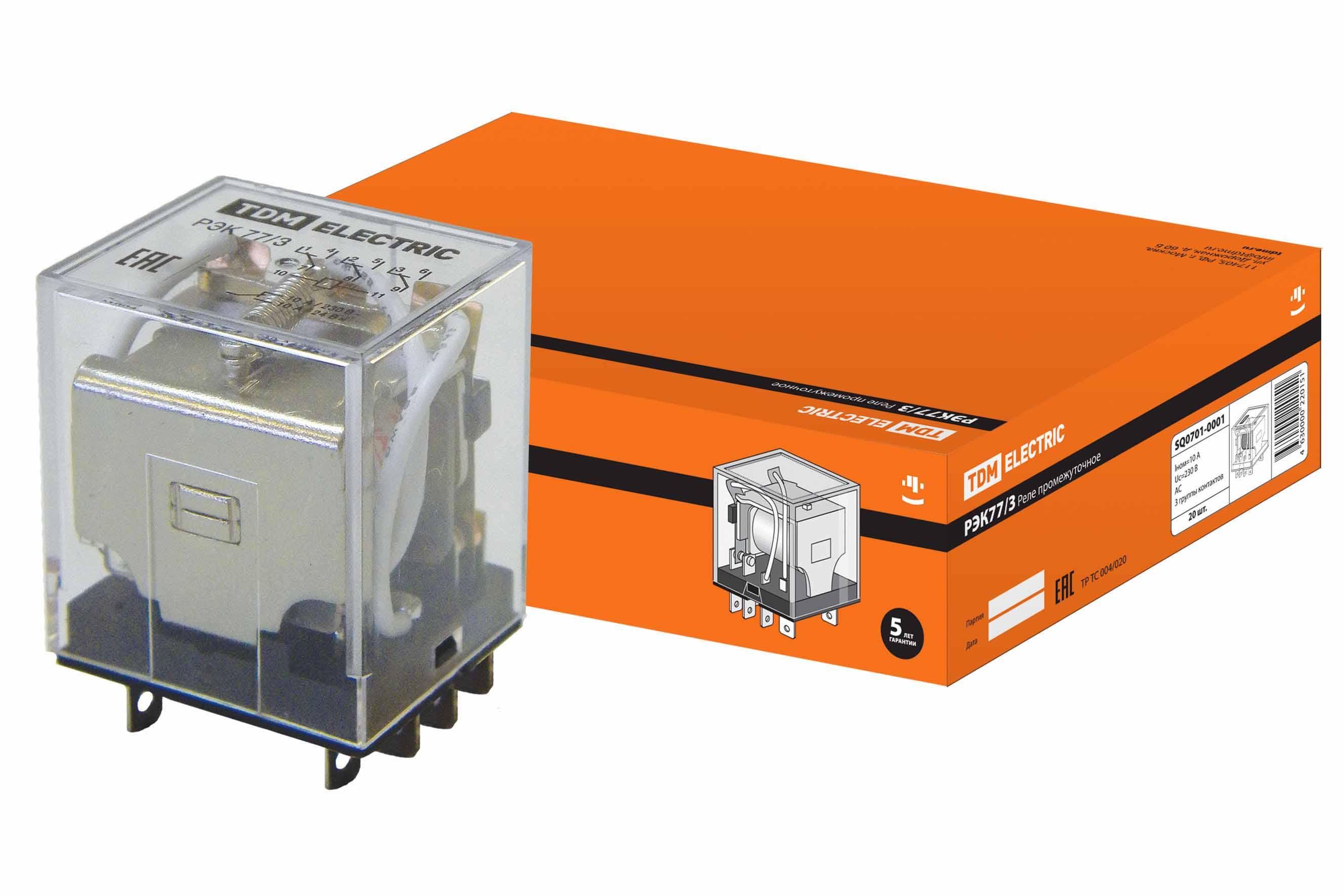 Реле Tdm Sq0701-0001 блок tdm sq1816 0001