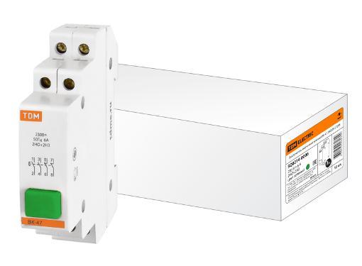 Выключатель TDM SQ0214-0006