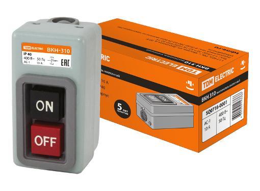Выключатель TDM SQ0716-0001